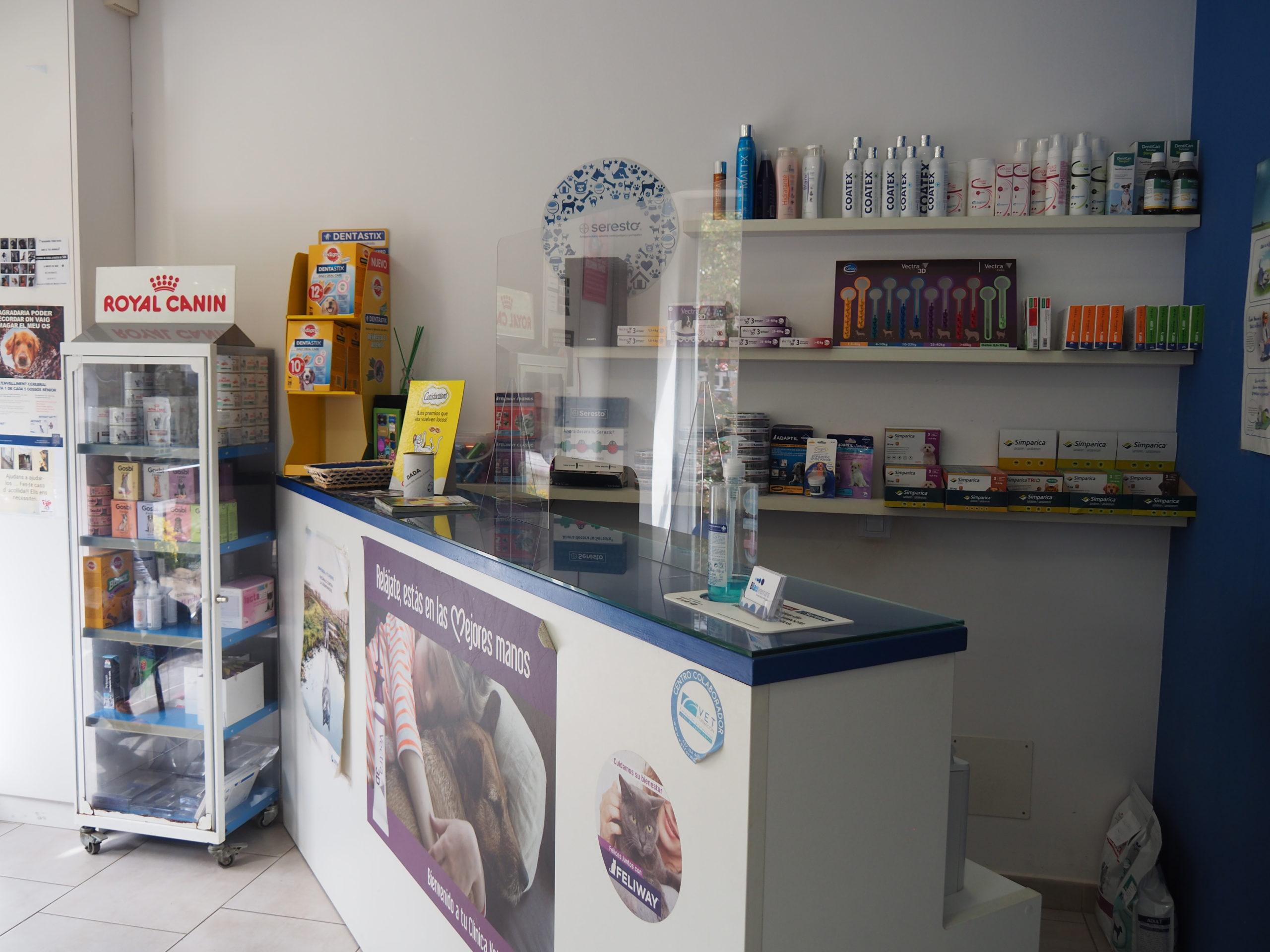 Recepcion-centro-veterinario-arenys-de-mar