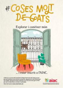 cartell-coses molt de gats-AIAC