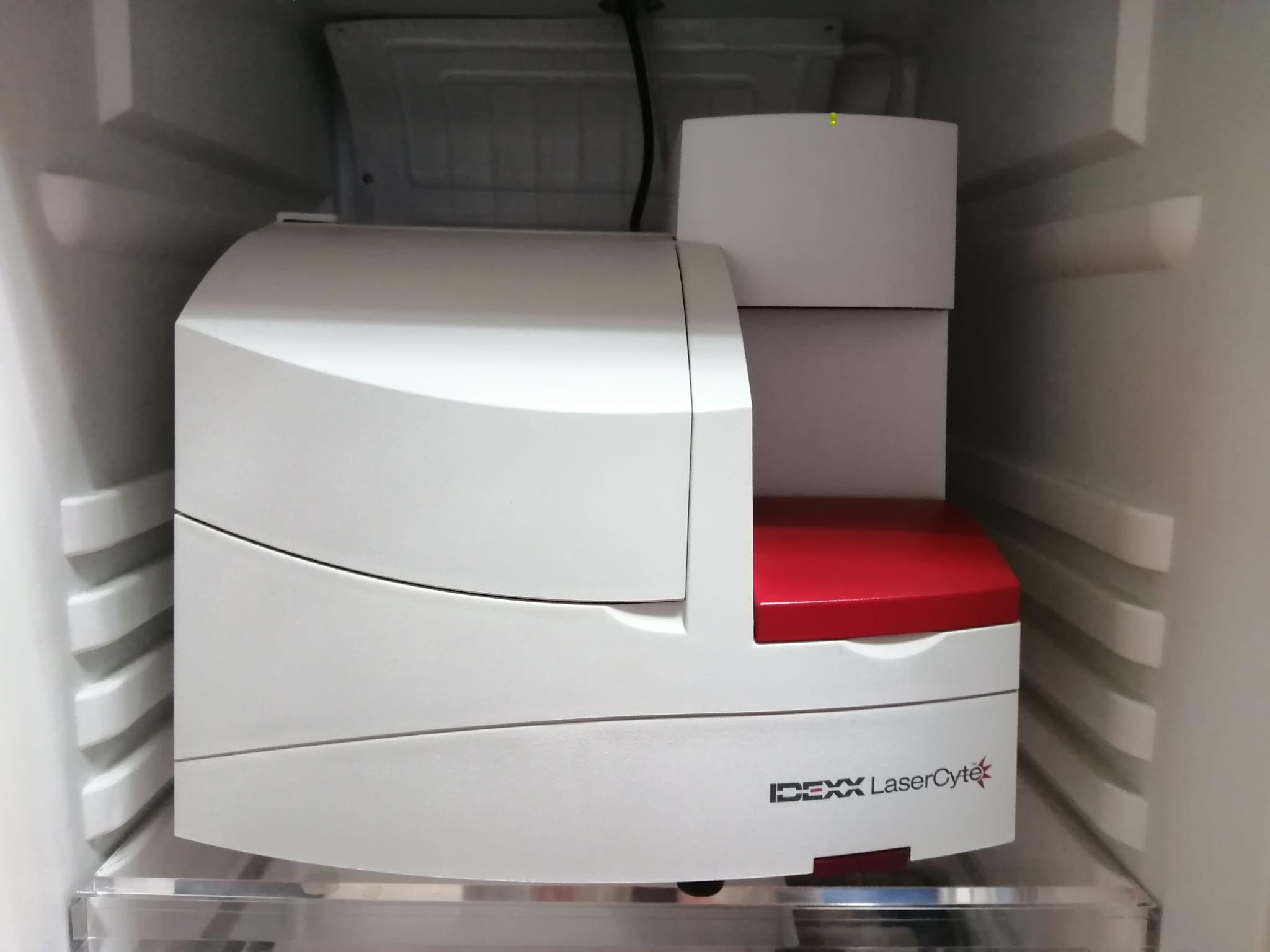 Analizador-hematología-laboratorio